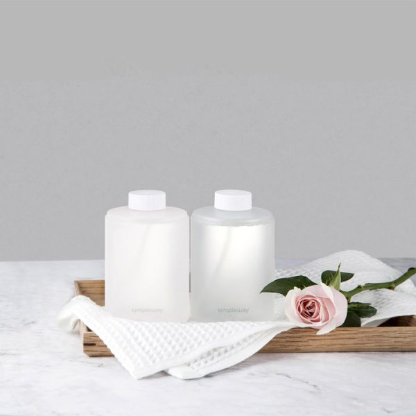 مخزن صابون مایع دستشویی شیائومی Mi × Simpleway